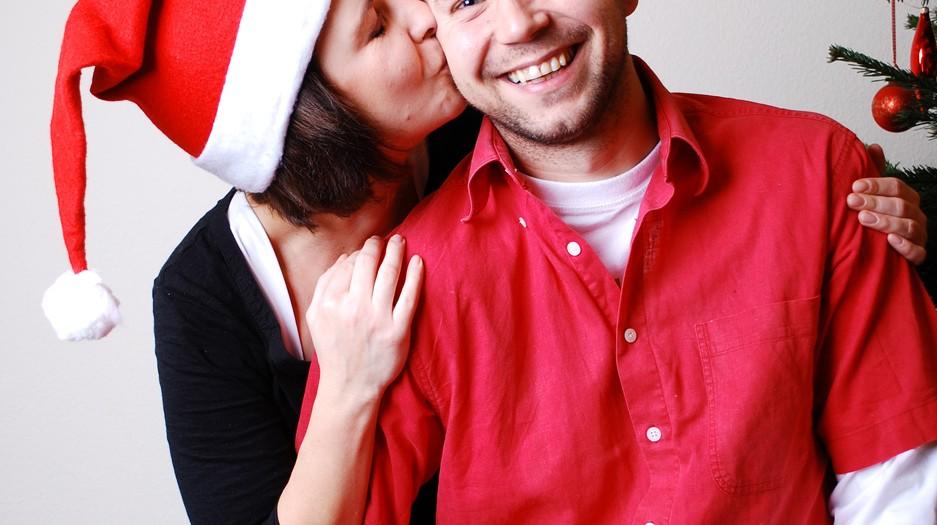 Weihnachtliches Familienfotoshooting im neuen Lommatzscher Zimmer