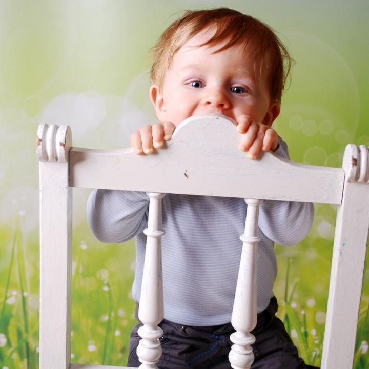 Frühlingskinder in Lommatzsch