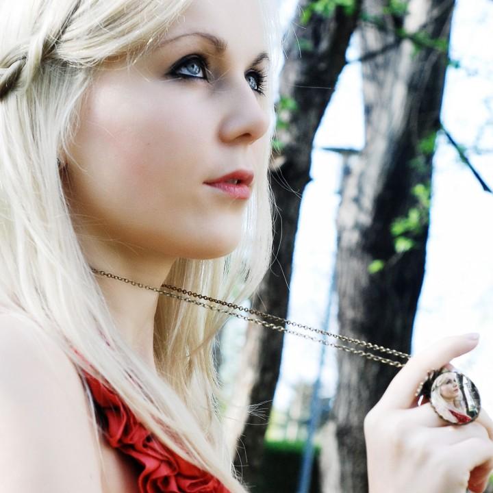 Shooting für Fotokette - Nicole