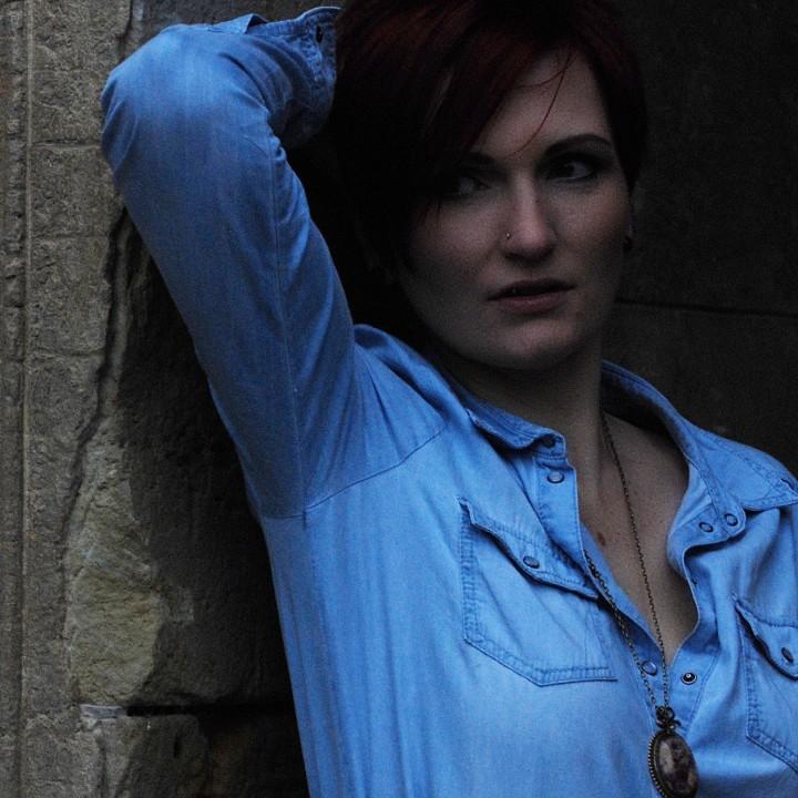 Shooting für Fotokette - Katrin