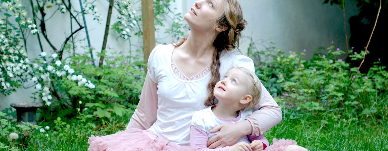 Mutter-Tochter-Shooting - Probelauf