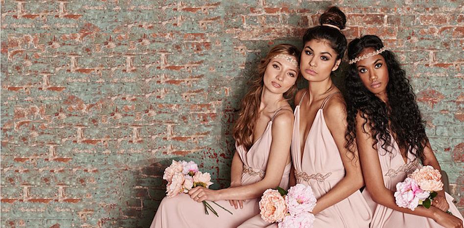 Günstige Kleider vom Blumenmädchen bis zur Braut