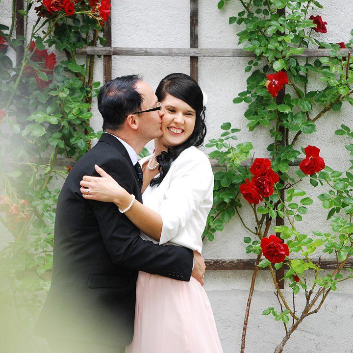 Klein aber fein - Hochzeit in Frankenberg