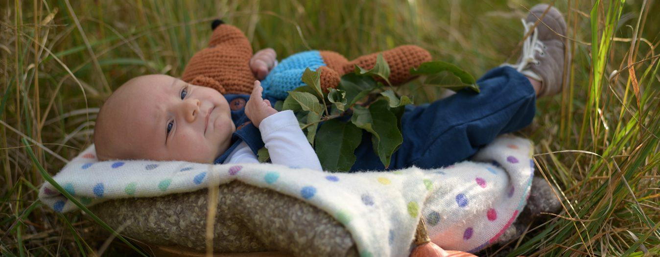 Engagement mit Baby