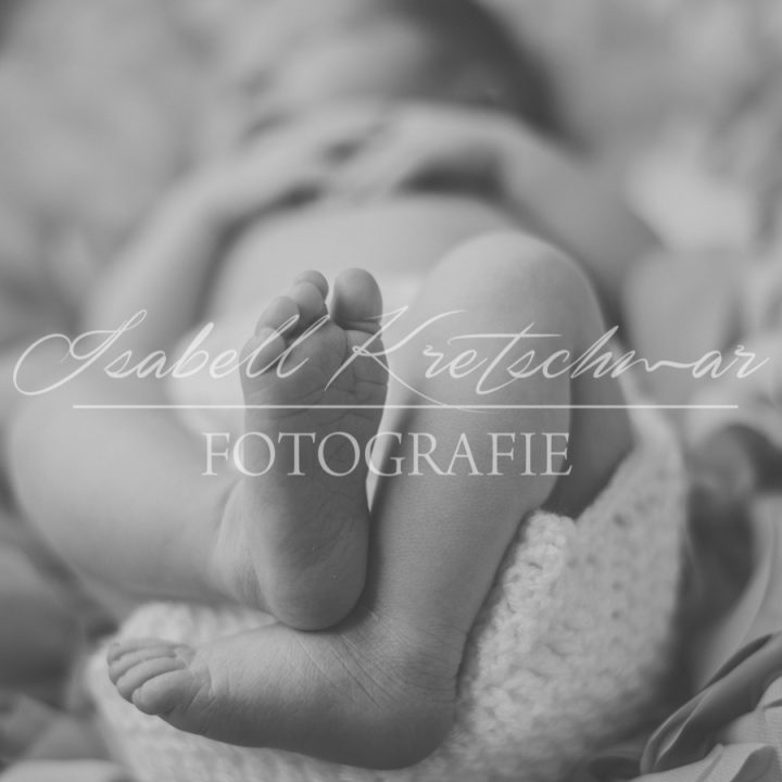Neugeborenenshooting Johanna