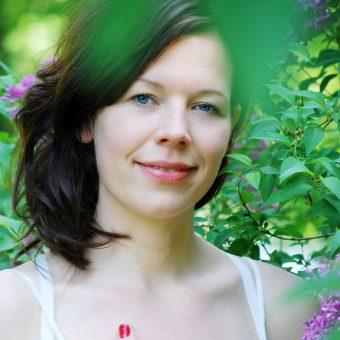 Frühlings-Portraits im Schlosspark