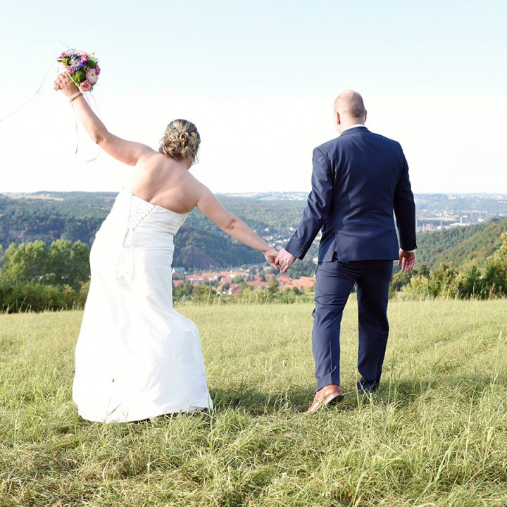 Tina & Robert - Hochzeit in Kreischa